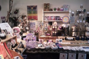 Sandy Cristel's Crystal Shop & Therapy Studio